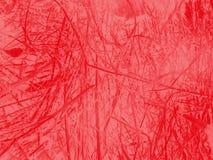 Abstracte rode textuur Stock Foto's