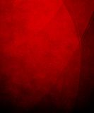 Abstracte rode verfachtergrond Stock Afbeeldingen