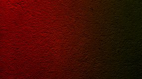 Abstracte rode zwarte kleur met achtergrond van de muur de ruwe droge textuur royalty-vrije stock afbeeldingen