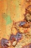 Abstracte roest stock fotografie