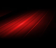 Abstracte rood lichtachtergrond Stock Afbeeldingen
