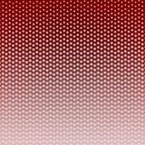 Abstracte rood-witte achtergrond vector illustratie