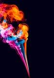 Abstracte rook Royalty-vrije Stock Afbeeldingen