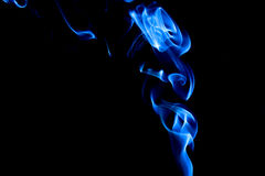 Abstracte rook Stock Fotografie