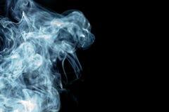 Abstracte rook als achtergrond Royalty-vrije Stock Afbeeldingen