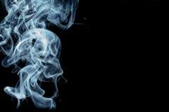 Abstracte rook als achtergrond Stock Afbeelding