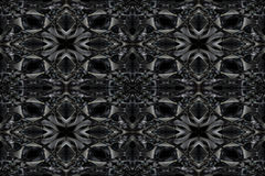Abstracte Rook Art Pattern Royalty-vrije Stock Foto