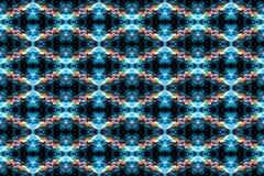 Abstracte Rook Art Pattern royalty-vrije stock afbeelding
