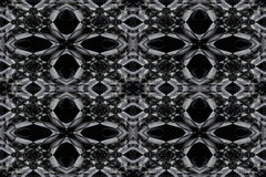 Abstracte Rook Art Pattern Stock Foto