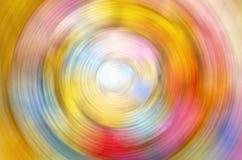 Abstracte Rotatie Royalty-vrije Stock Foto's