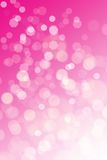 Abstracte roze achtergrond Royalty-vrije Stock Fotografie