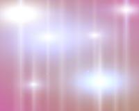Abstracte roze achtergrond Royalty-vrije Stock Foto's