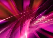Abstracte roze flitsachtergrond Stock Afbeelding