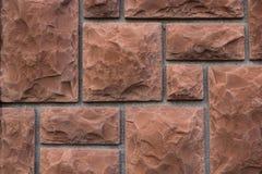 Abstracte ruwe steenoppervlakte Royalty-vrije Stock Afbeeldingen