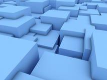 Abstracte samenstelling Stock Afbeelding