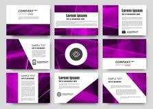 Abstracte samenstelling, adreskaartjereeks, de inzameling van de correspondentiebrief, het blad van de brochuretitel, certificaat Stock Afbeelding