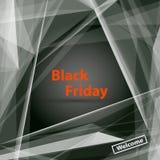 Abstracte samenstelling, zwarte vrijdag hete gebeurtenis, de beste stichting van de aanbiedingsvlieger, de coupon van de aankoopk Stock Fotografie