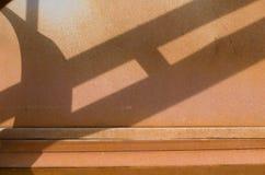 Abstracte Schaduwpatronen royalty-vrije stock afbeeldingen