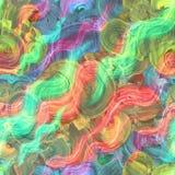 Abstracte schilderachtige het schilderen achtergrond met levendige penseelstreek en artistieke borstelstexturen stock foto's