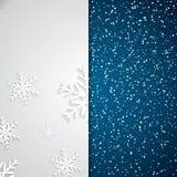 Abstracte seizoengebonden vector Stock Fotografie