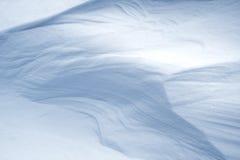 Abstracte sneeuwachtergrond royalty-vrije stock foto