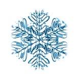 Abstracte sneeuwachtergrond Royalty-vrije Stock Afbeeldingen