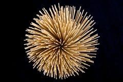 Abstracte spagetti Stock Foto's