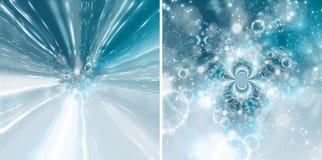 Abstracte sparkly achtergrond royalty-vrije illustratie