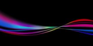 Abstracte spectrumachtergrond Royalty-vrije Stock Afbeeldingen