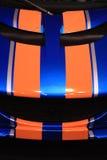 Abstracte Sportwagen Stock Afbeeldingen