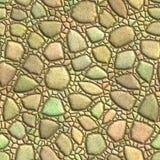Abstracte stenen Stock Foto
