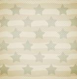 Abstracte sterren stock illustratie
