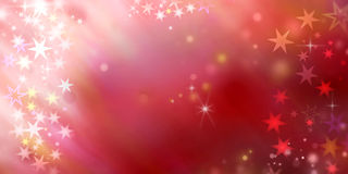 Abstracte sterrenachtergrond Stock Foto