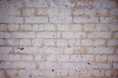 Abstracte stevige achtergrond die een oude witte muur afschilderen royalty-vrije stock afbeelding