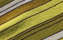 Abstracte stoffentextuur Royalty-vrije Stock Afbeelding