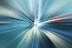 Abstracte stralen Stock Fotografie