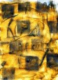 Abstracte structuur Royalty-vrije Stock Afbeelding