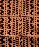 Patroon van de verticaal van het Metselwerk Royalty-vrije Stock Foto's
