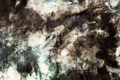 Abstracte studiooppervlakte Royalty-vrije Stock Fotografie