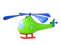 Abstracte stuk speelgoed helikopter Royalty-vrije Stock Foto's