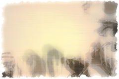 Abstracte surrealistische kleurrijke achtergrond. Stock Foto
