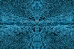 Abstracte technische achtergrond Royalty-vrije Stock Foto