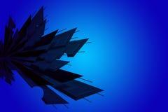 Abstracte technologieachtergrond Royalty-vrije Stock Foto