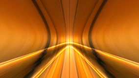 Abstracte Technologieachtergrond, Computergrafiek, Cyberspace Kabel Royalty-vrije Stock Afbeelding