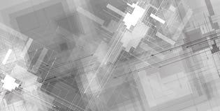 Abstracte technologiezaken & ontwikkeling als achtergrond Royalty-vrije Stock Foto