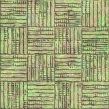 Abstracte tegel stock illustratie
