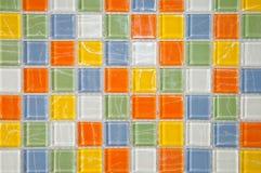 Abstracte Tegels Royalty-vrije Stock Fotografie