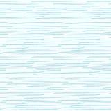 Abstracte textiel geweven naadloze het patroonachtergrond van de lijnen retro stof vector illustratie
