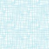 Abstracte textiel geweven naadloze het patroonachtergrond van de lijnen retro stof stock illustratie