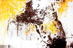 Abstracte texturen als achtergrond Stock Foto's